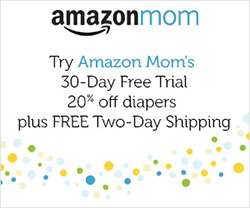 Great Deals for Parents with Amazon Family